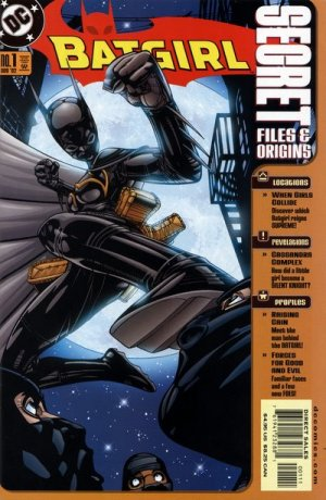 Batgirl - Secret Files and Origins édition Issue (2002)