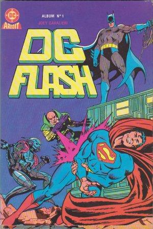 DC Flash édition Reliure éditeur (1985 - 1987)