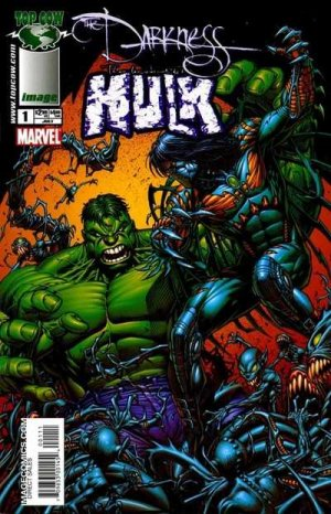 The Darkness / The Incredible Hulk édition Issues (2004)