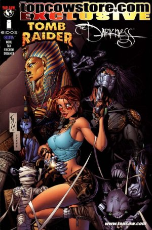 Tomb Raider / The Darkness édition Issues (2001)