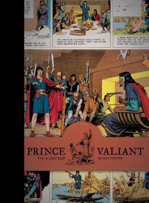 Prince Valiant édition TPB hardcover (cartonnée) - Intégrale