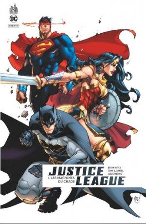Justice League # 1 TPB Hardcover (cartonnée)