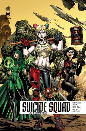 Suicide Squad Rebirth 1 - La Chambre noire (Couverture Original Comics)