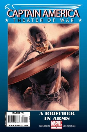 Captain America Theater Of War - A Brother In Arms édition Issue (2009)