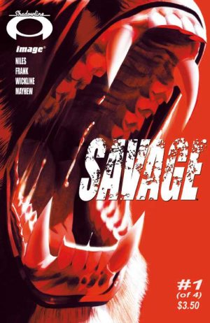 Savage (Image Comics) édition Issues (2008 - 2009)