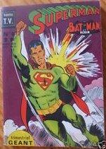 Superman & Batman & Robin édition Reliure éditeur (1973 - 1979)