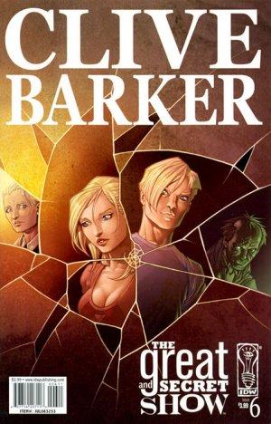 Secret show # 6 Issues (2006 - 2007)