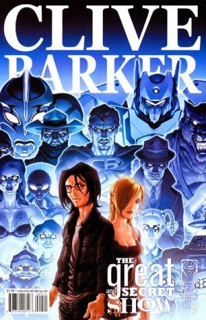 Secret show # 9 Issues (2006 - 2007)