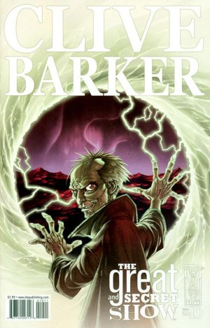 Secret show # 10 Issues (2006 - 2007)
