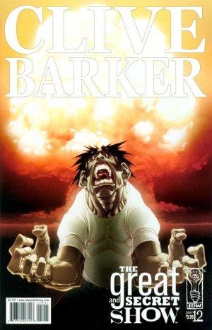 Secret show # 12 Issues (2006 - 2007)