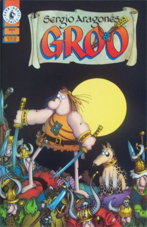 Sergio Aragonés' Groo édition Issues (1998)