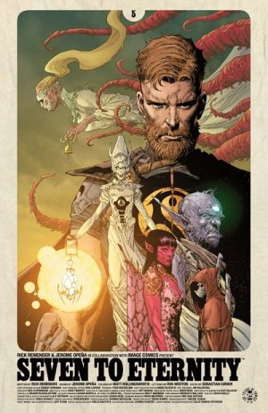 Seven to Eternity # 5 Issues (2016 - Ongoing)