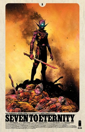 Seven to Eternity # 8 Issues (2016 - Ongoing)