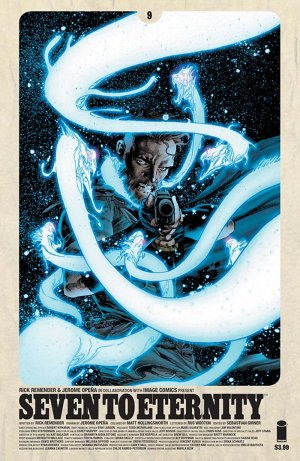 Seven to Eternity # 9