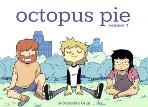 Octopus Pie édition TPB softcover (souple)
