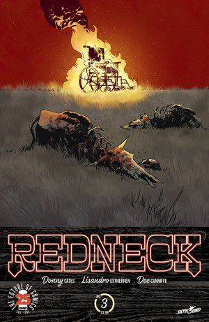 Redneck # 3 Issues (2017 - Ongoing)