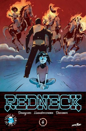 Redneck # 4 Issues (2017 - Ongoing)