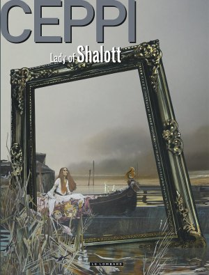 Lady of Shalott édition simple
