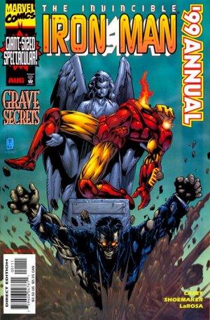 Iron Man édition Issues V3 - Annuals (1999 - 2001)
