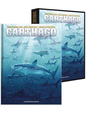 Carthago édition Intégrale 2017 (10 ans) - Coffret 3D