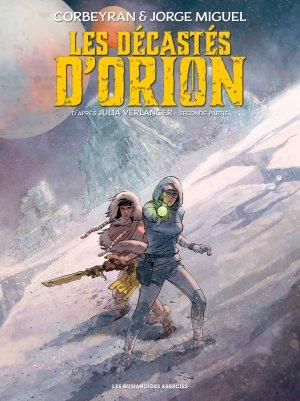 Les décastés d'Orion T.2