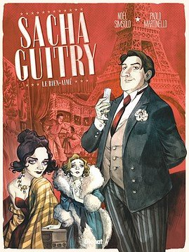 Sacha Guitry édition simple