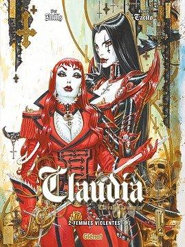 Claudia, chevalier vampire T.2