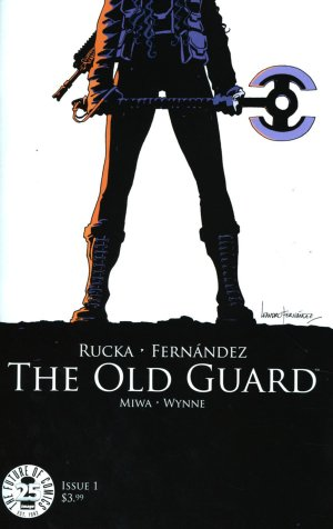 The Old Guard # 1 Issues (2017 - Ongoing)