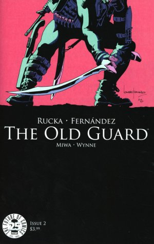 The Old Guard # 2 Issues (2017 - Ongoing)