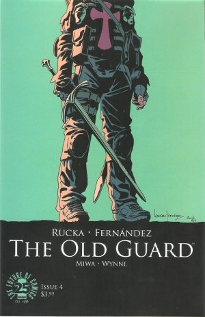 The Old Guard # 4 Issues (2017 - Ongoing)