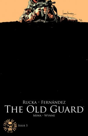 The Old Guard # 5 Issues (2017 - Ongoing)