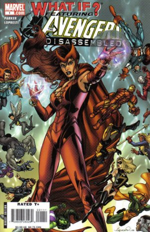 What If? Avengers Disassembled édition Issue (2006)