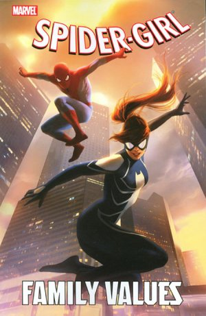 Spider-Girl édition TPB V2 (2011) softcover (souple)