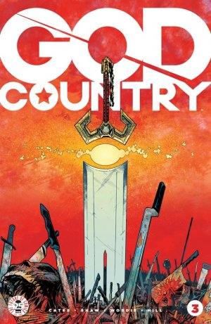 God Country # 3 Issues (2017)