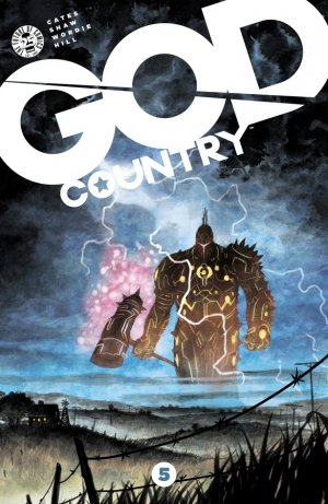 God Country # 5 Issues (2017)