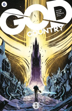 God Country # 6 Issues (2017)