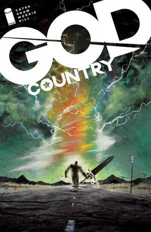 God Country # 1 TPB softcover (souple)