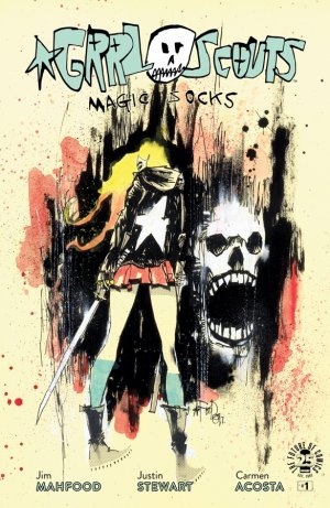 Grrl Scouts - Magic Socks édition Issues (2017)