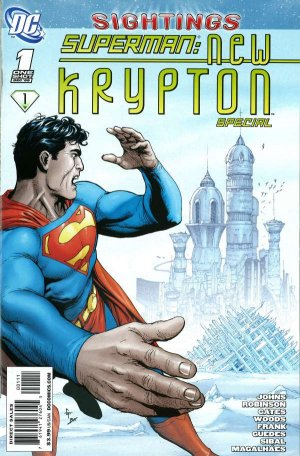 Superman - New Krypton Special # 1 Issues
