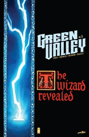Green Valley # 3 Issues (2016 - 2017)