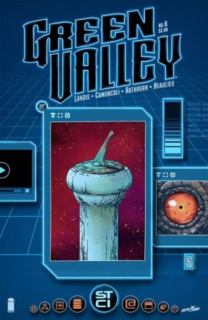 Green Valley # 6 Issues (2016 - 2017)