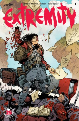 Extremity édition Issues (2017 - 2018)