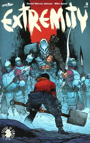 Extremity # 3 Issues (2017 - 2018)