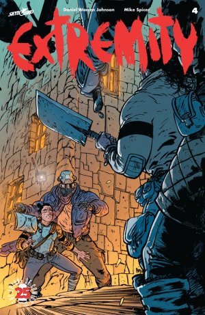Extremity # 4 Issues (2017 - 2018)