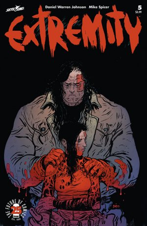 Extremity # 5 Issues (2017 - 2018)