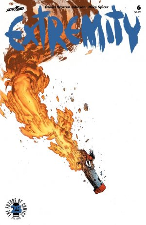 Extremity # 6 Issues (2017 - 2018)