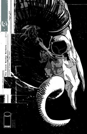 The Black Monday Murders édition Issues (2016 - Ongoing)