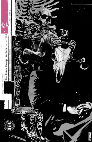 The Black Monday Murders # 5 Issues (2016 - Ongoing)