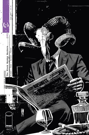 The Black Monday Murders # 8 Issues (2016 - Ongoing)