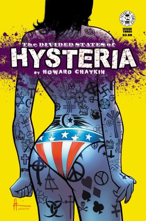 The Divided States of Hysteria 3